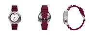 Columbia Men's Peak Patrol Texas A M Silicone Strap Watch 45mm