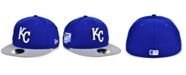 New Era Kansas City Royals Plate Patch 59FIFTY Cap