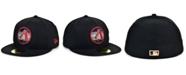New Era Men's Arizona Diamondbacks Circle Fade 59FIFTY Cap