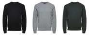 Selected Homme Men's Textured Sweater