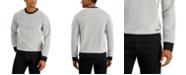 DKNY Men's Tech Crewneck Sweater, Created for Macy's