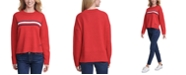 Tommy Hilfiger Tommy Hifiger Striped Crewneck Sweater
