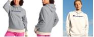 Champion Women's Cotton Powerblend Logo Hoodie