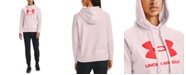 Under Armour Women's Rival Fleece Logo Hoodie