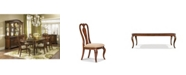 Furniture Evolution Dining 7pc (4 Side Chairs+ 2 arm + Table)