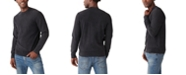 Lucky Brand Men's Washed Welterweight Crew Sweater