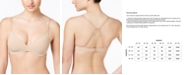 Calvin Klein Perfectly Fit Wirefree Tshirt Convertible Bra F2781