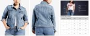Levi's Plus Size Trucker Denim Jacket