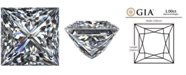 Macy's GIA Certified Diamond Princess (1 ct. t.w.)