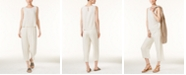 Eileen Fisher Shell & Cropped Pants