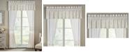 "Croscill CLOSEOUT! Cela Pole Top Drapery 41"" x 84"" Window Panels"