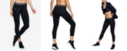 Under Armour Women's Favorites French Terry Cropped Leggings