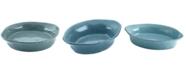Rachael Ray Cucina Stoneware 2-Qt. Oval Baker