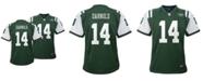 Nike Sam Darnold New York Jets Game Jersey, Big Boys (8-20)