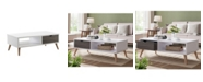 Furniture of America Paulson Contemporary Coffee Table