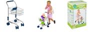 Redbox Toysmith Toy Shopping Cart