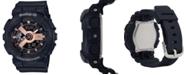 G-Shock Baby-G Women's Analog-Digital Black Resin Strap Watch 43.4mm