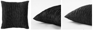 "Rizzy Home 18"" x 18"" Solid Braid Pillow Collection"
