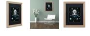 "Trademark Global Craig Snodgrass 'Visions I' Matted Framed Art, 16"" x 20"""
