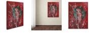 "Trademark Global Craig Snodgrass 'Blast-Off' Canvas Art, 18"" x 24"""