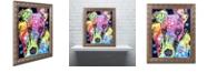 """Trademark Global Dean Russo 'Whippet' Ornate Framed Art, 16"""" x 20"""""""