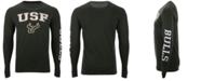 Colosseum Men's South Florida Bulls Midsize Slogan Long Sleeve T-Shirt