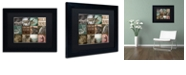 """Trademark Global Color Bakery 'Cabelas' Matted Framed Art, 11"""" x 14"""""""