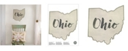Brewster Home Fashions Ohio Wall Art Kit