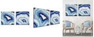 Ready2HangArt 'Ocean Stone I/II' 2 Piece Abstract Canvas Wall Art Set