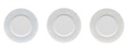 Noritake Hammock Rim  Salad Plate - Dots, Created for Macy's