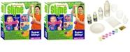 Cra-Z-Art Cra Z Art Cra Z Slime Nickleodeon Make Your Own Super Slimy Slime Kit
