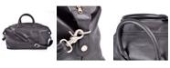 Royce Leather Royce New York Overnight Duffel Bag