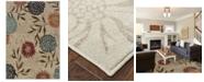 "Oriental Weavers CLOSEOUT!  Adrienne 4142A Stone/Multi 3'10"" x 5'5"" Area Rug"