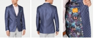 Tallia Men's Slim-Fit Jacquard Dinner Jacket