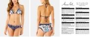 Anne Cole Studio Lettuce-Trim Bikini Top & Bottoms