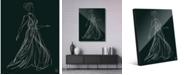 "Creative Gallery Charcoal 24"" x 36"" Acrylic Wall Art Print"