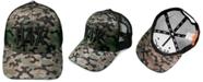 H4X Men's Camo Trucker Hat