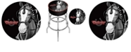Trademark Global Budweiser Padded Swivel Bar Stool