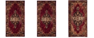 "Safavieh Vintage Hamadan Red and Multi 2'7"" x 5' Area Rug"