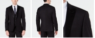 Ryan Seacrest Distinction Men's Slim-Fit Stretch Black Prom Suit Jacket, Created for Macy's
