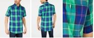 Barbour Men's Toward Slim Fit Plaid Shirt