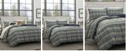 Eddie Bauer Rugged Plaid Multi Comforter Set, King