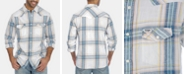 Wrangler Men's Western Plaid Shirt