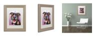 "Trademark Global Dean Russo 'Ms Understood' Matted Framed Art - 14"" x 11"" x 0.5"""