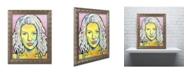 "Trademark Global Dean Russo 'Skin Deep' Ornate Framed Art - 14"" x 11"" x 0.5"""