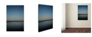 "Trademark Global Jai Johnson 'Moon Rising Over Reelfoot Lake' Canvas Art - 47"" x 30"" x 2"""