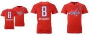 Majestic Men's Alexander Ovechkin Washington Capitals Underdog Player T-Shirt