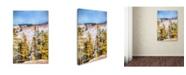 "Trademark Global Jai Johnson 'Colorado Color Splash 1' Canvas Art - 47"" x 30"" x 2"""