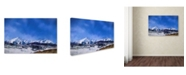 "Trademark Global Jai Johnson 'Colorado Mountains 1' Canvas Art - 32"" x 22"" x 2"""