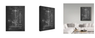 "Trademark Global Cole Borders 'Mechanics 1' Canvas Art - 47"" x 35"" x 2"""